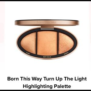 TooFaced complexion enhancing highlighting palette